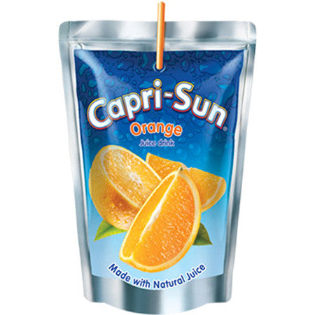 Capri Sun Orange 200ml