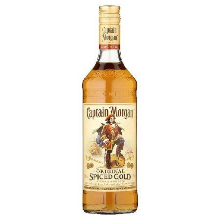 Captain Morgans Original Spiced Rum 70cl