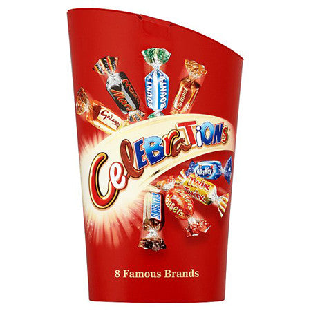 Celebrations Chocolates 245g