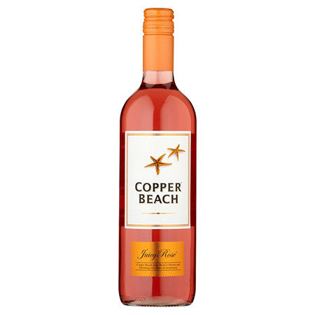 Copper Beach Juicy Rosè Wine 75cl
