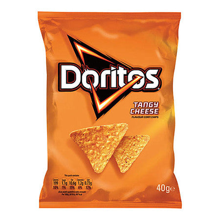 Doritos Tangy Cheese 40g
