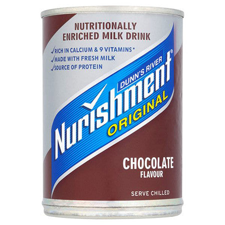 Dunn's River Nurishment Original Chocolate Flavour 370ml