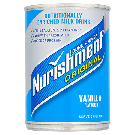Dunn's River Nurishment Original Vanilla Flavour 370ml