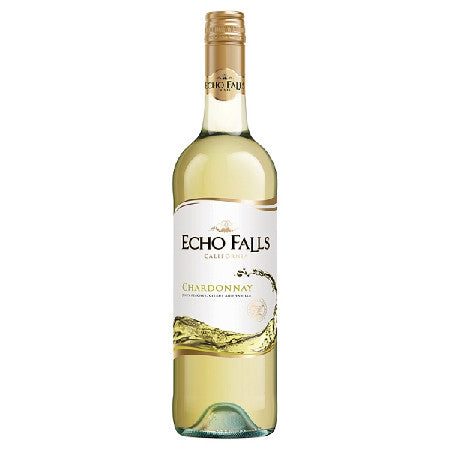 Echo Falls Chardonnay White Wine 75cl