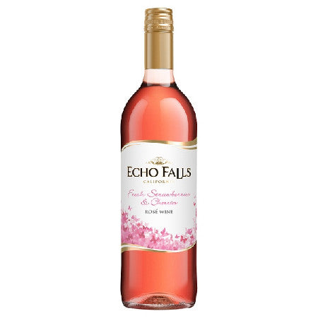 Echo Falls Strawberries & Cherries Rosé Wine 75cl