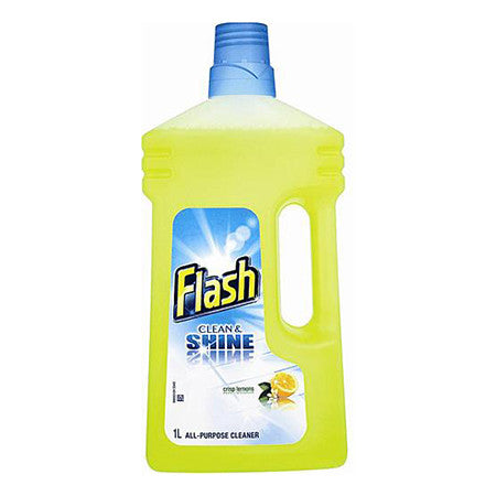Flash Clean & Shine All Pupose Cleaner 1L