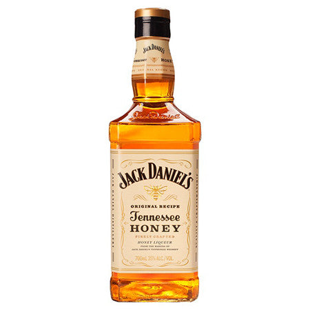 Jack Daniel's Tennessee Honey Whiskey 70cl