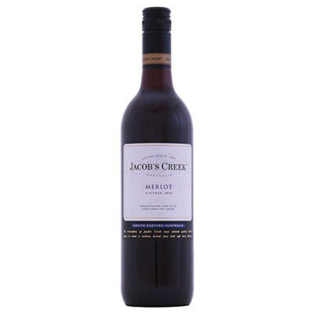 Jacob's Creek Classic Merlot Red Wine 75cl