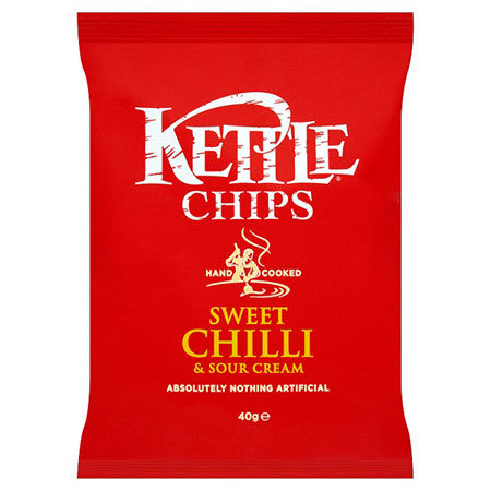 Kettle Sweet Chilli & Sour Cream 40g