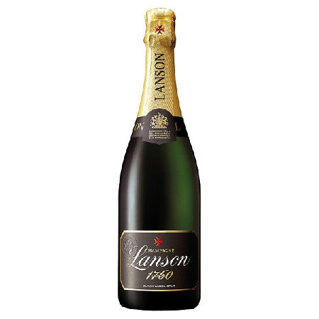Lanson Black Label Champagne Brut 75cl