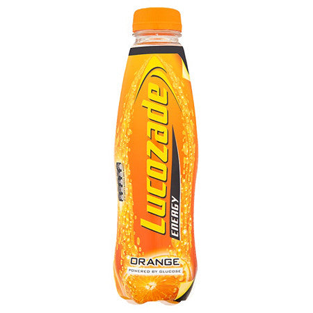 Lucozade Energy Drink Orange 380ml