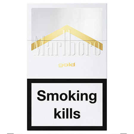 Marlboro Gold King Size Cigarettes Pack of 20