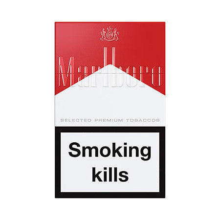 Marlboro Red King Size Cigarettes Pack of 20