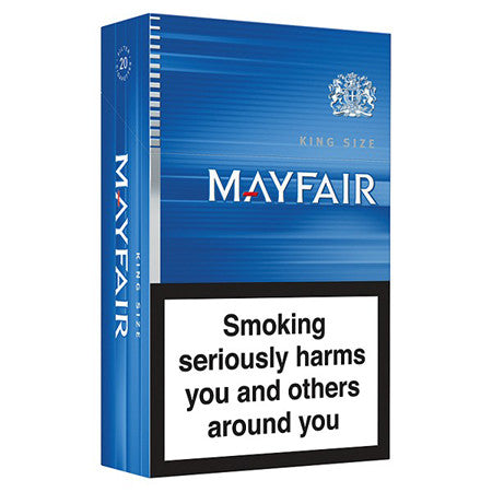 Mayfair King Size Cigarettes Pack of 20