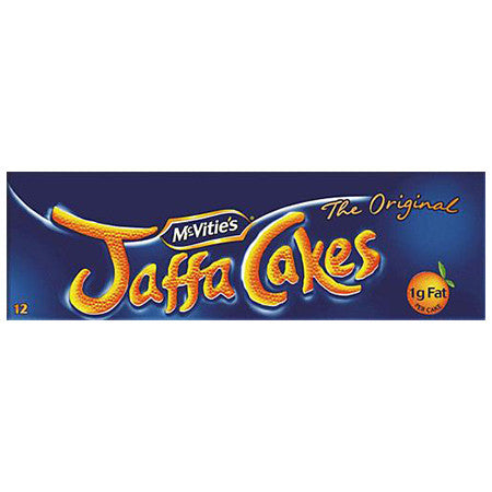 McVitie's Jaffa Cakes Pack of 12