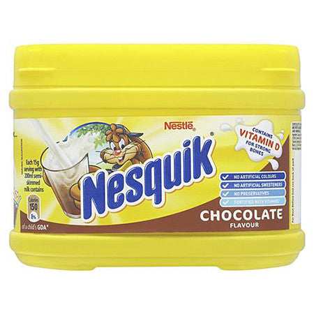Nesquik Chocolate Milkshake Mix 300g