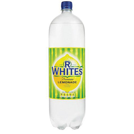 R Whites Lemonade 2L