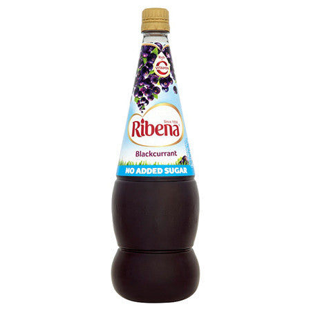 Ribena Blackcurrant No Added Sugar 1.5L