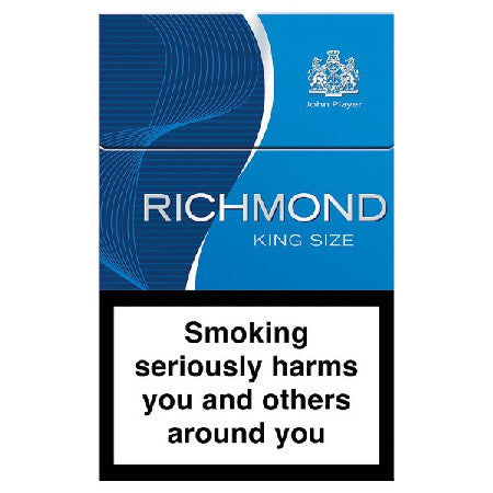 Richmond King Size Cigarettes Pack of 20