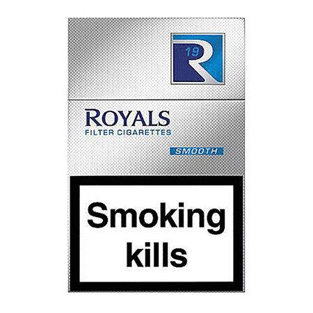 Royals Blue King Size Cigarettes Pack of 20