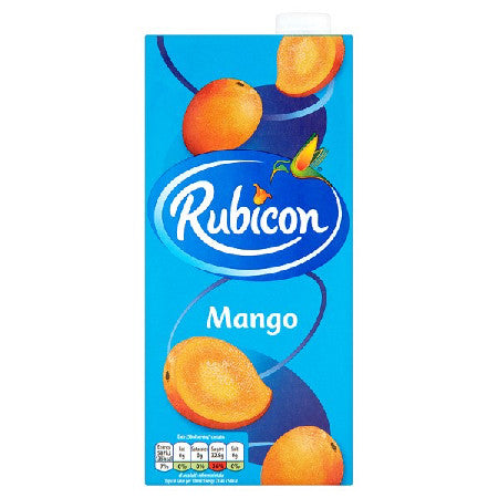 Rubicon Mango Juice Drink 1L