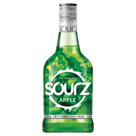 Sourz Spirited Apple 70cl