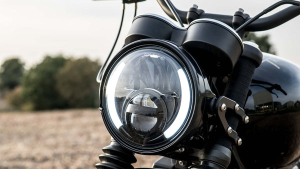 Integrated LED Headlight w/indicators