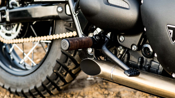 Empire Classic Leather Grips and Pegs Set