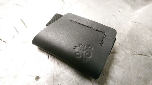 Empire Leather Card Holder