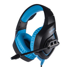K1-B Gaming Headset in Blue