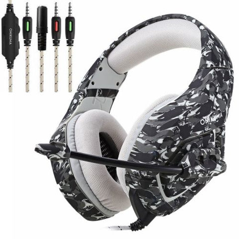 K1-B Gaming Headset Urban Camo