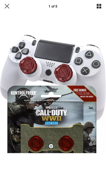Kontrol Freeks - FPS Freek Call Of Duty WW2 Edition