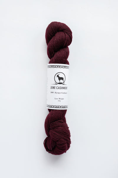 Black Cherry Lace (Out of stock-please contact one of our stockists)