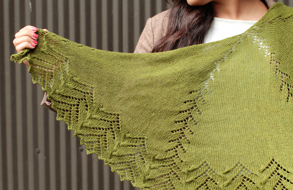 Archa Shawl Kit