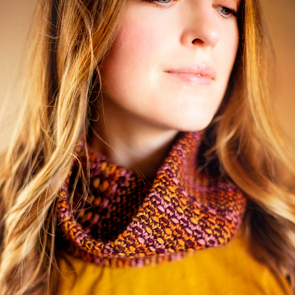 Alpine Cowl designed by Tayler Harris