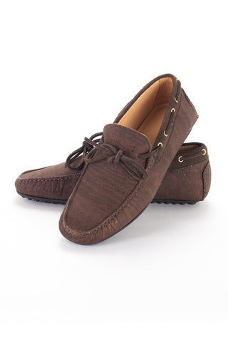 Moccasin for Men with Suede