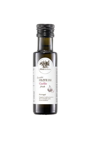 Garlic Fresh Olive Oil Organic/Demeter