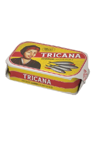 Tricana - Sardines in Spicy Olive Oil