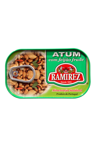 Ramirez - Tuna with black-eyed beans