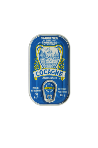 Cocagne - Sardines au Naturel
