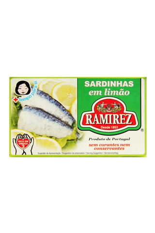 Ramirez - Sardines in Lemon