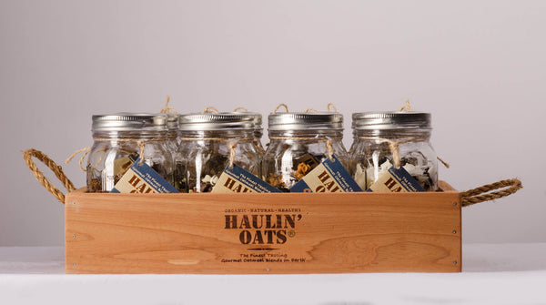 12 pack Gift Crate Pint Jars