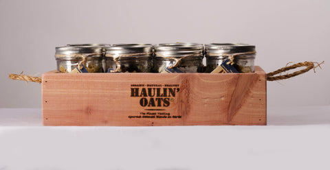 12 pack Gift Crate ½ Pint Jars