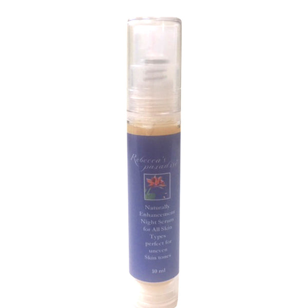 Naturally Enhancement Night Serum for all skin types - Rebecca's Paradise