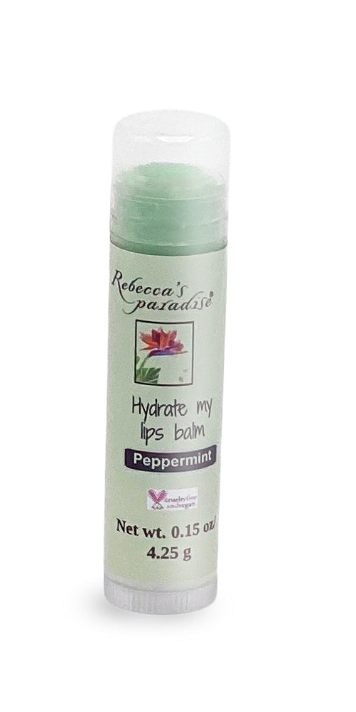 Hydrate My Lips™ Peppermint Balm