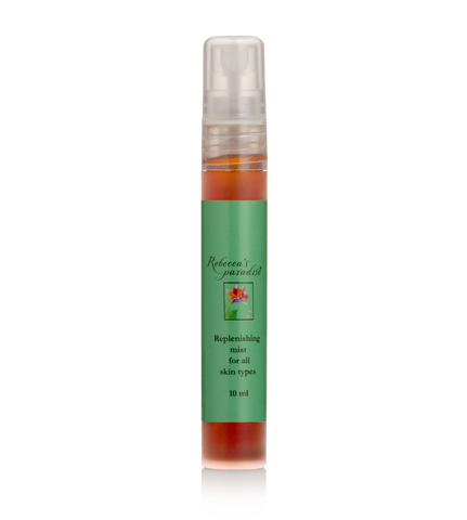 Replenishing mist for all skin types 10ml/0.27 fl oz. - Rebecca's Paradise