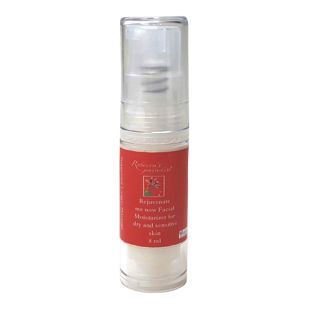 Rejuvenate me now Facial Moisturizer suited to dry and sensitive skin types - Rebecca's Paradise