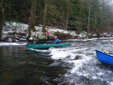 """Iron Out Some Kinks"" - Basic River Running Canoe Course - WaterFlow"
