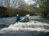 """First Time on the River"" - Intro to Whitewater Canoeing Course - WaterFlow"