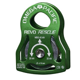 Omega Pacific Revo Rescue Pulley - WaterFlow